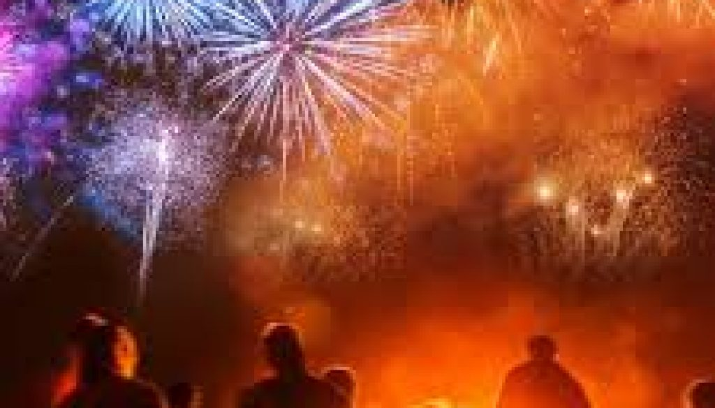 New Year's Eve Bonfire and Firework Display